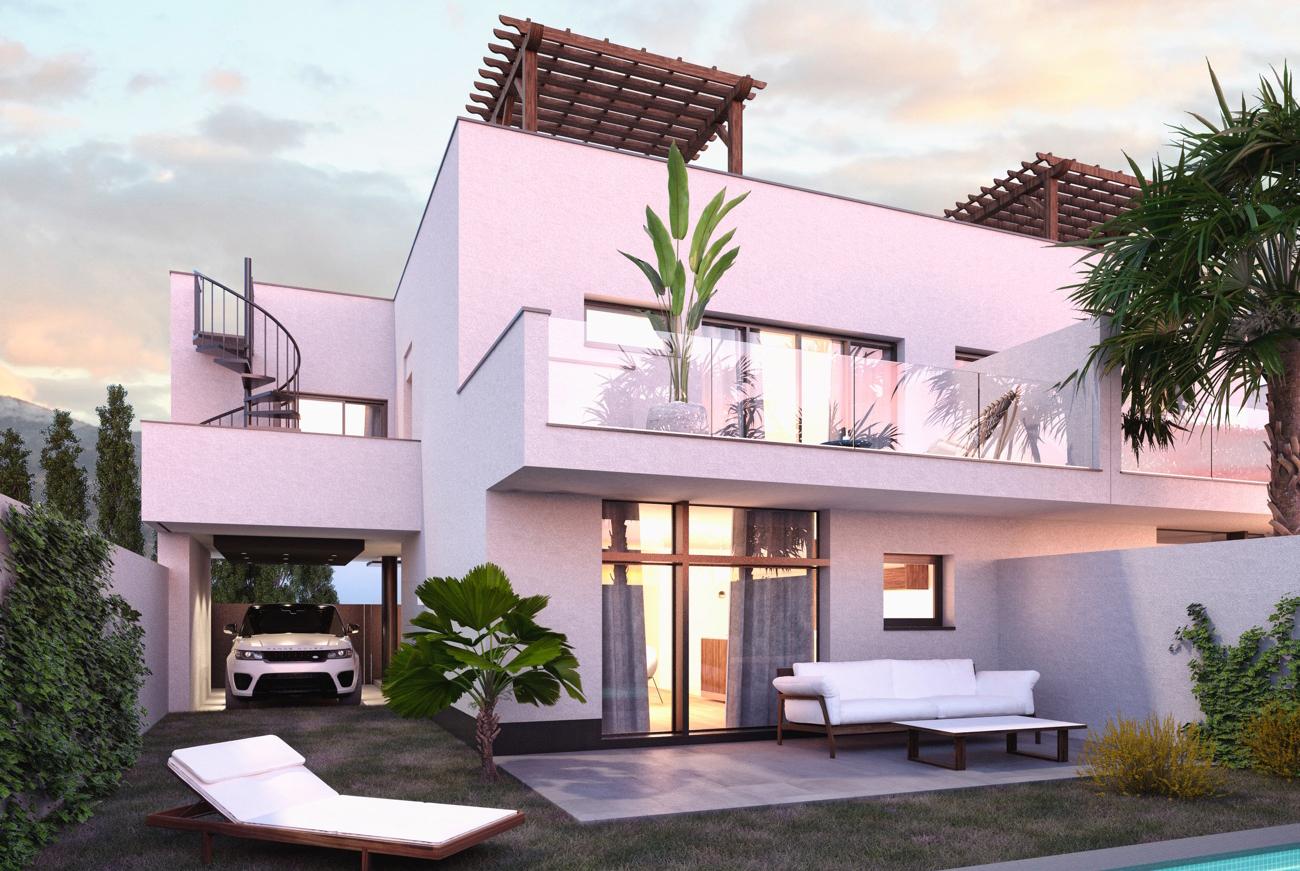 Altos de La Nativa   Nueva promoción de viviendas en Granada